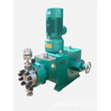 High Pressure Chemical Liquids Hydraulic Diaphragm Dosing Pump